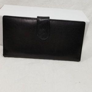 NWOT Handmade Soft Leather Wallet